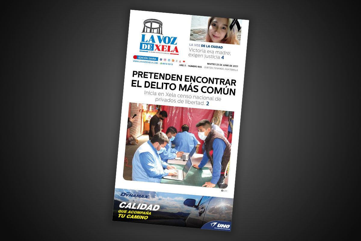 Lee el diario digital del martes 22 de junio | #893