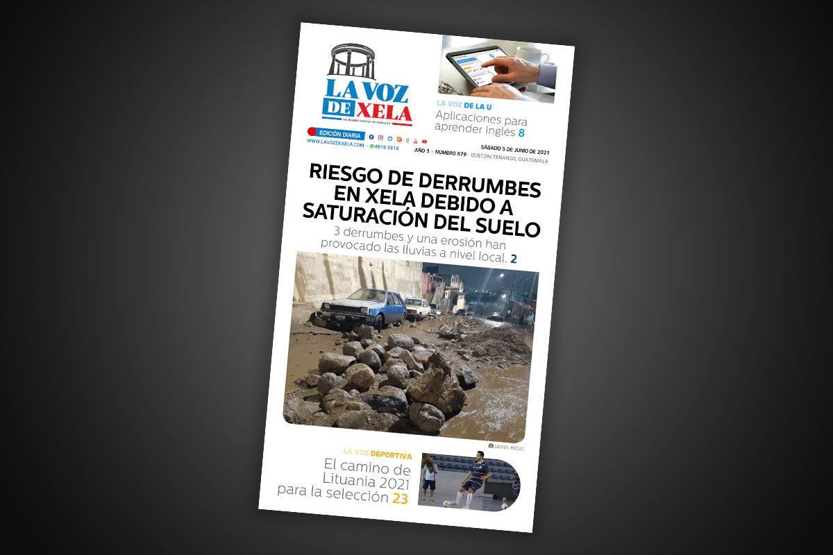 Lee el diario digital del sábado 5 de junio | #879