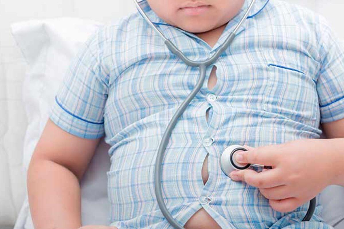 Autoridades advierten aumento de peso en niños durante la pandemia