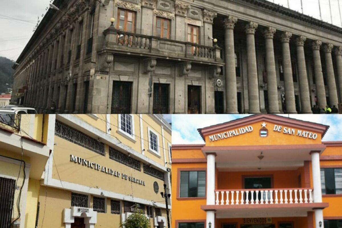 CGC multa a 21 comunas quetzaltecas con Q1.9 millones