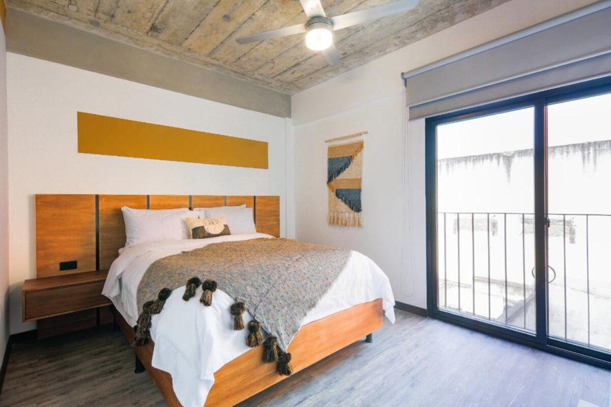 VIVOTEL es un concepto de Airbnb, enfocado en estadías cortas