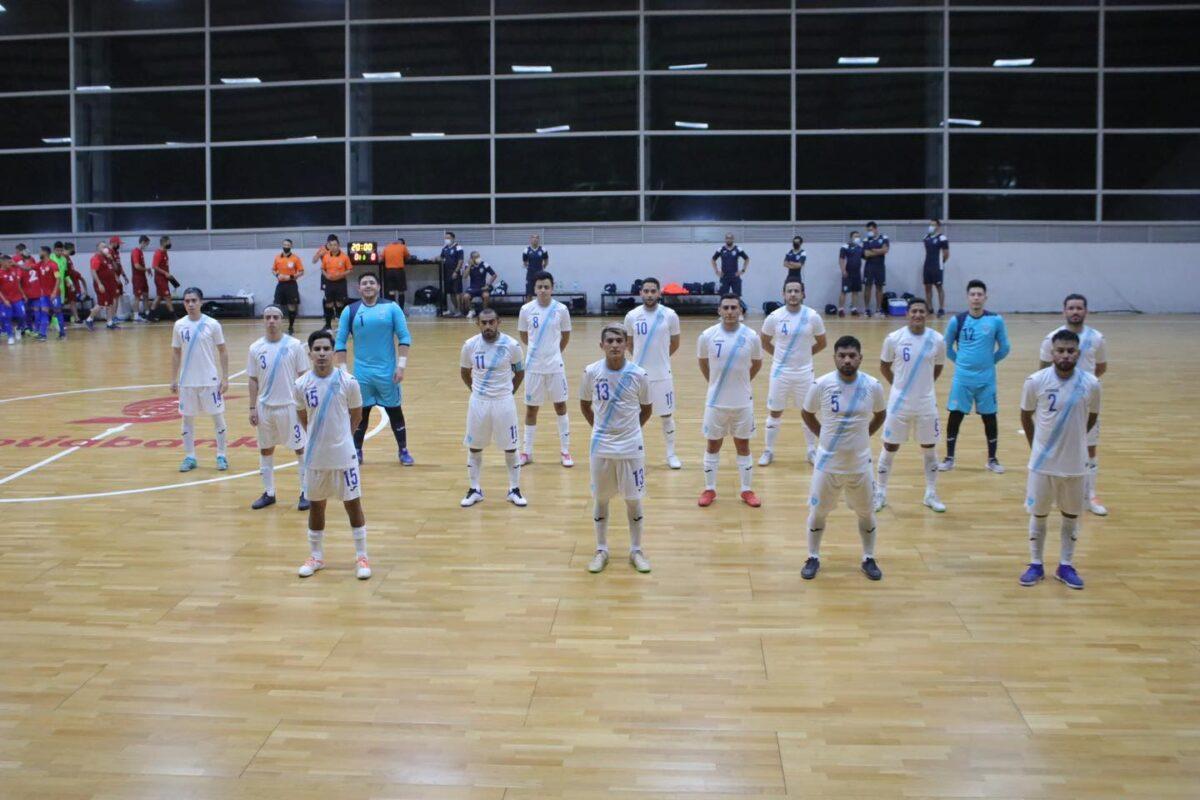 Guatemala afrontará su segundo partido esta noche contra Costa Rica