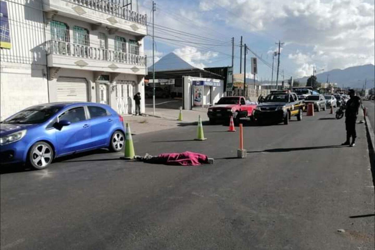 Nuevo hecho de tránsito deja un fallecido en la autopista Los Altos