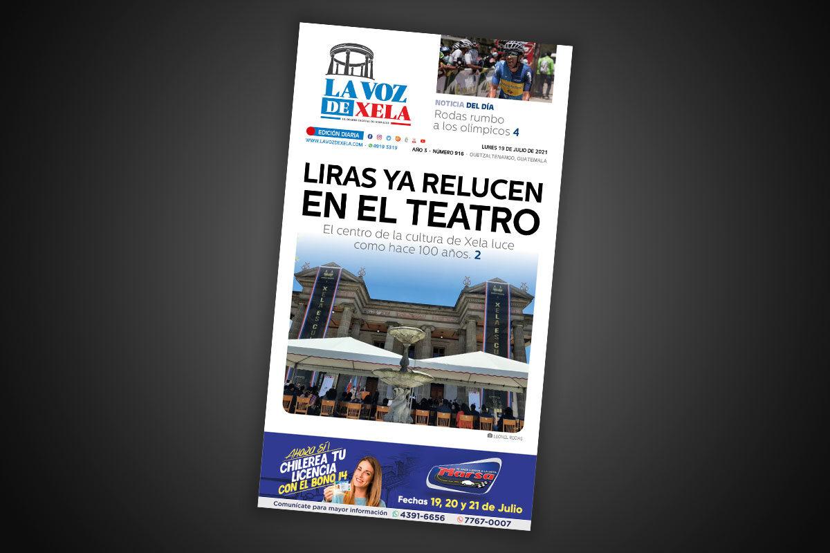Lee el diario digital del lunes 19 de julio | #916