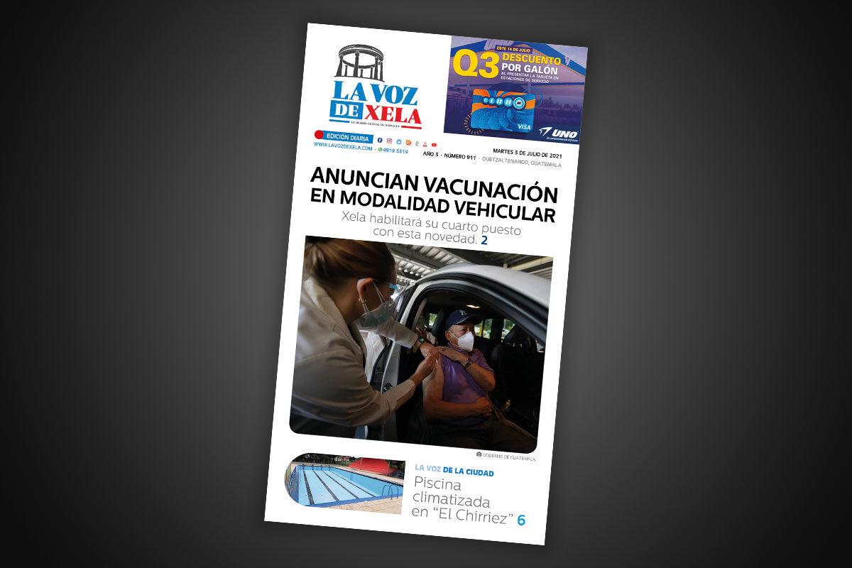 Lee el diario digital del martes 13 de julio | #911