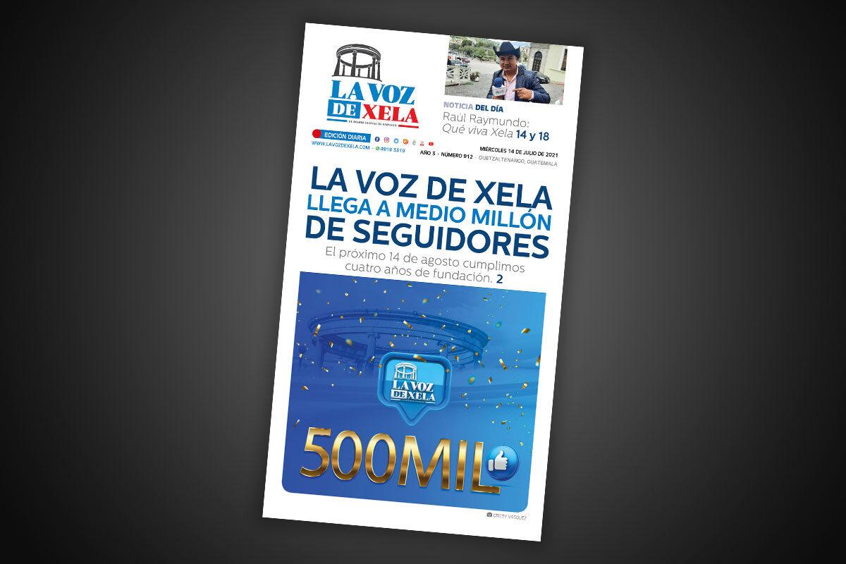 Lee el diario digital del miércoles 14 de julio | #912