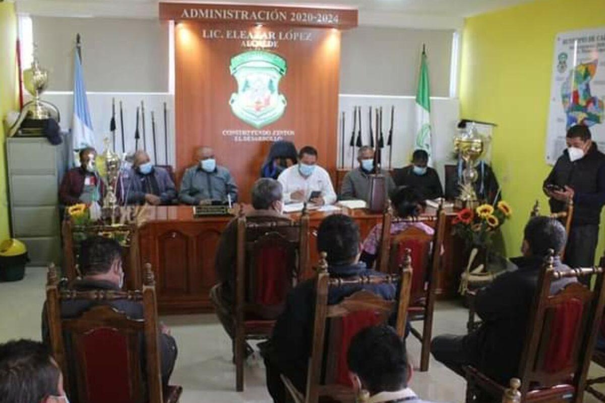 Municipalidad de Cabricán aumenta medidas de prevención