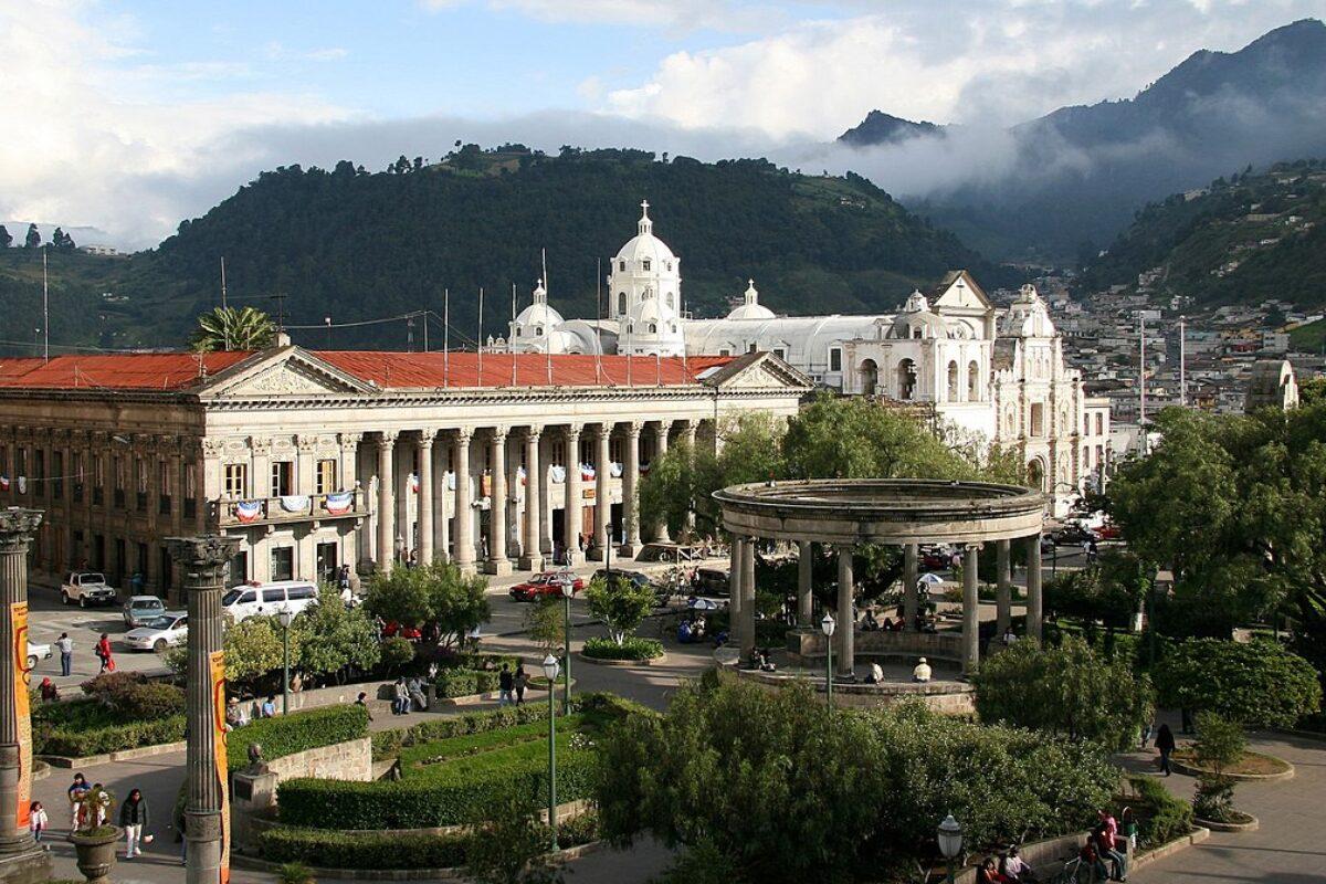 Cinco lugares que puedes visitar en Quetzaltenango