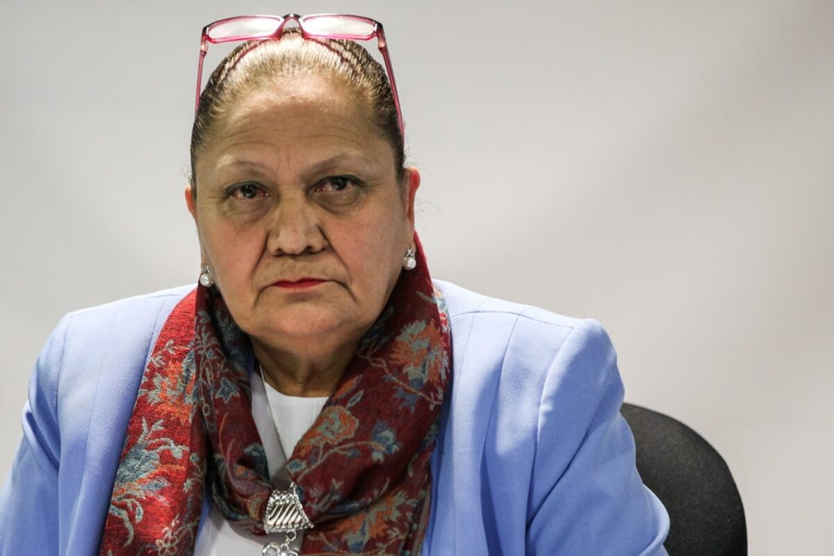CSJ libera a Consuelo Porras de ante juicio