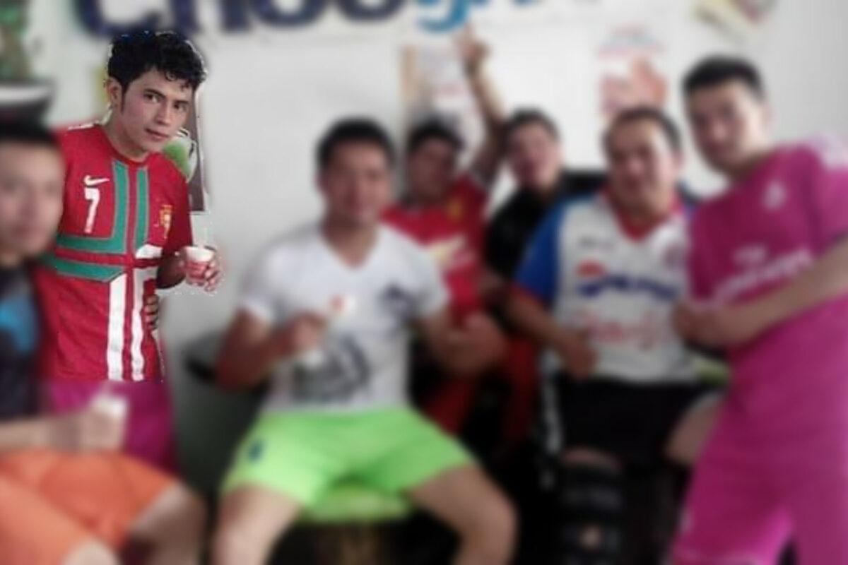 Joven fallecido en avenida El Cenizal soñaba con ser futbolista profesional