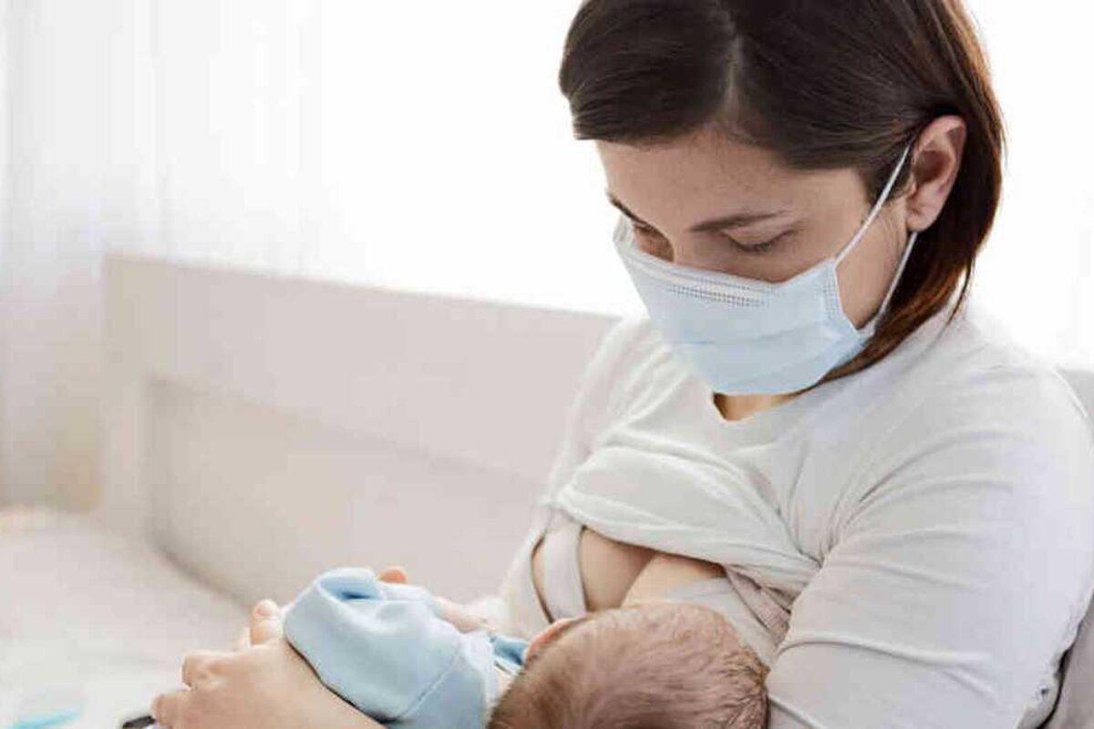 Madres positivas a coronavirus pueden dar lactancia