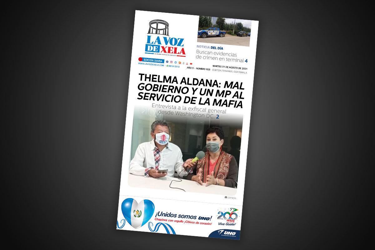 Lee el diario digital del martes 31 de agosto | #953