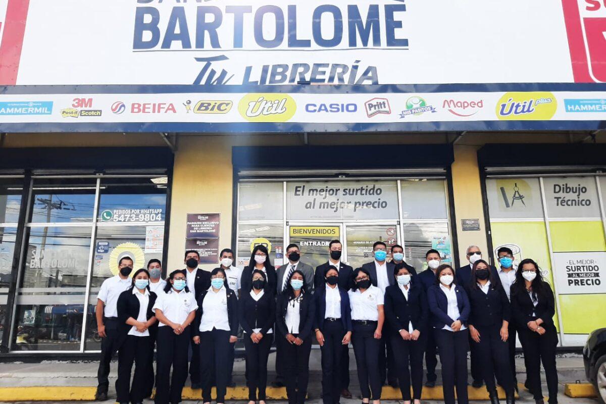 San Bartolomé sigue festejando su 40 aniversario