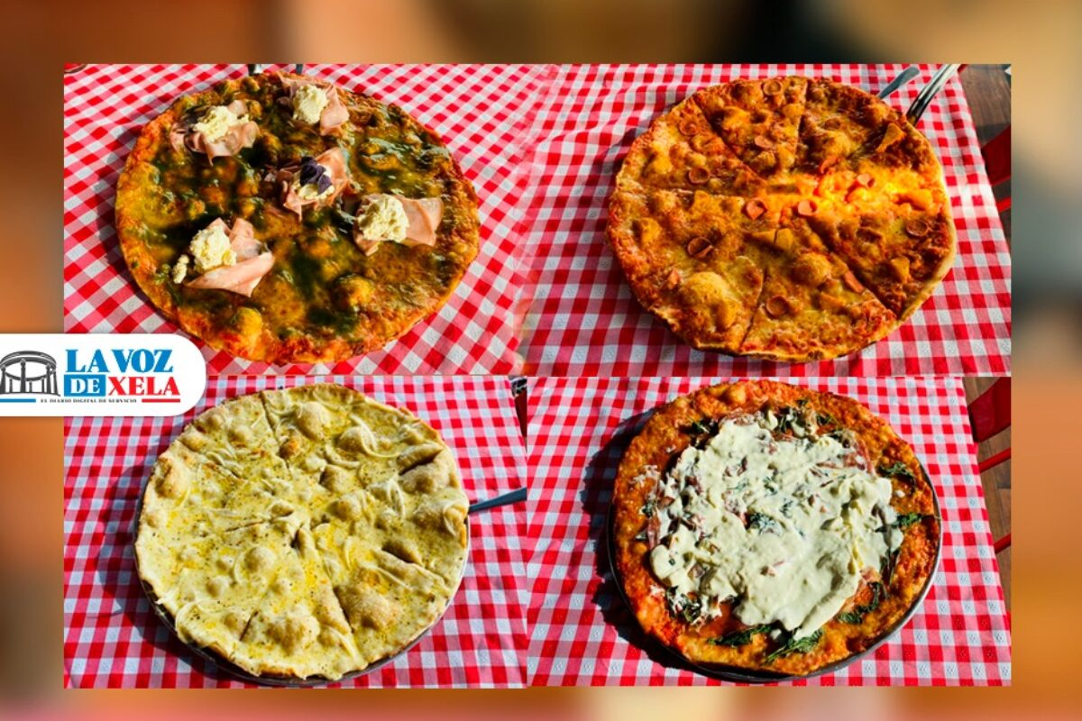 Descubre las cinco nuevas pizzas de Vesuvio