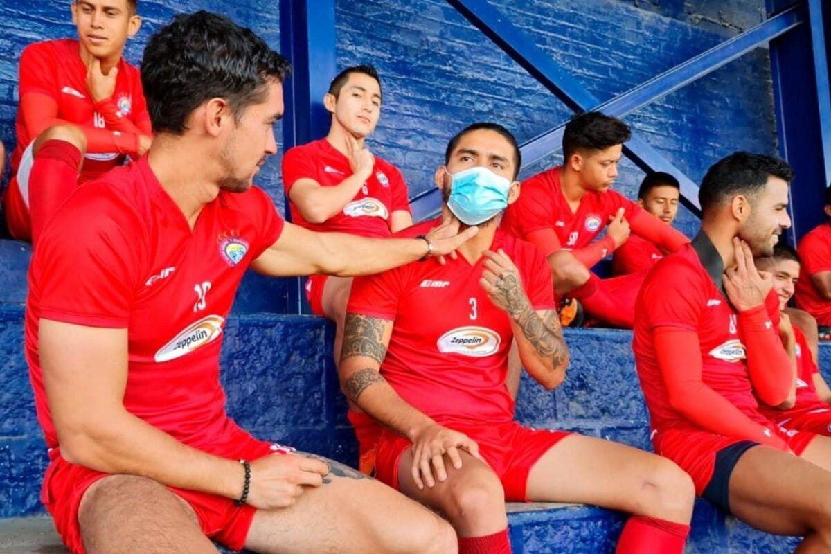 Xelajú MC juega contra Antigua GFC mañana en El Pensativo