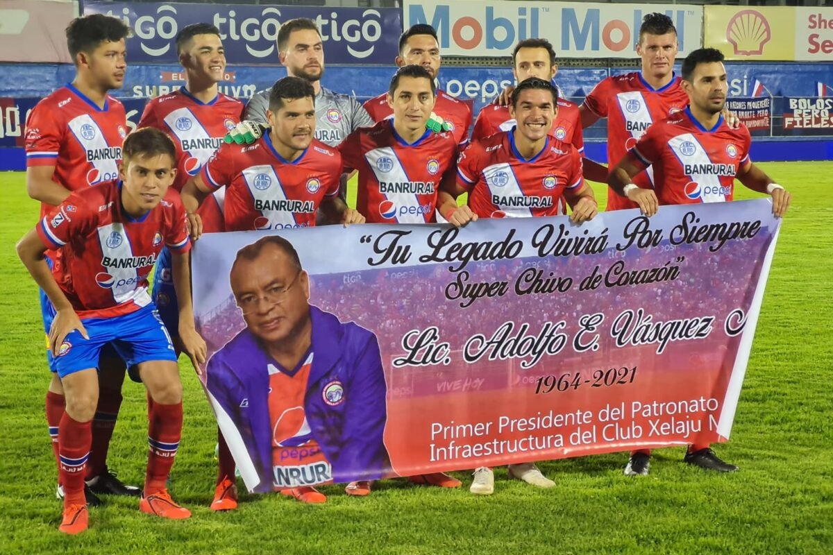 Xelajú MC consigue segunda victoria del Apertura 2021 contra Guastatoya