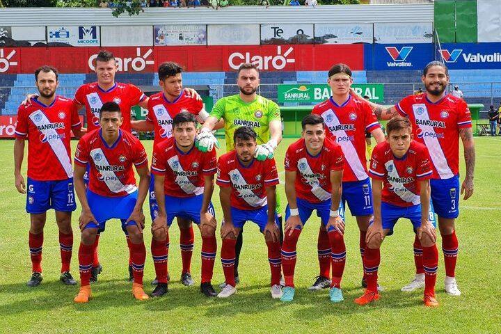 Xelajú MC queda en quinto lugar tras cuarta jornada del Apertura 2021