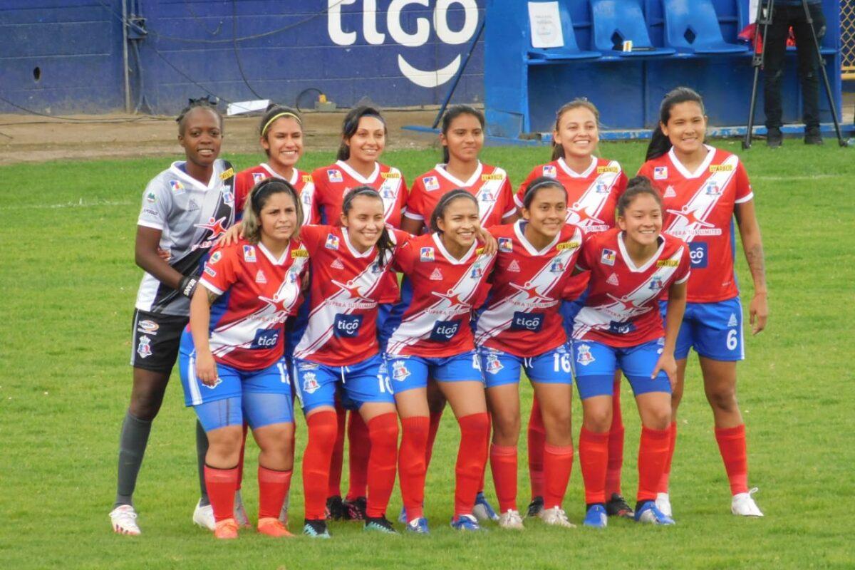 Las bicampeonas golean en primera jornada del futbol femenino