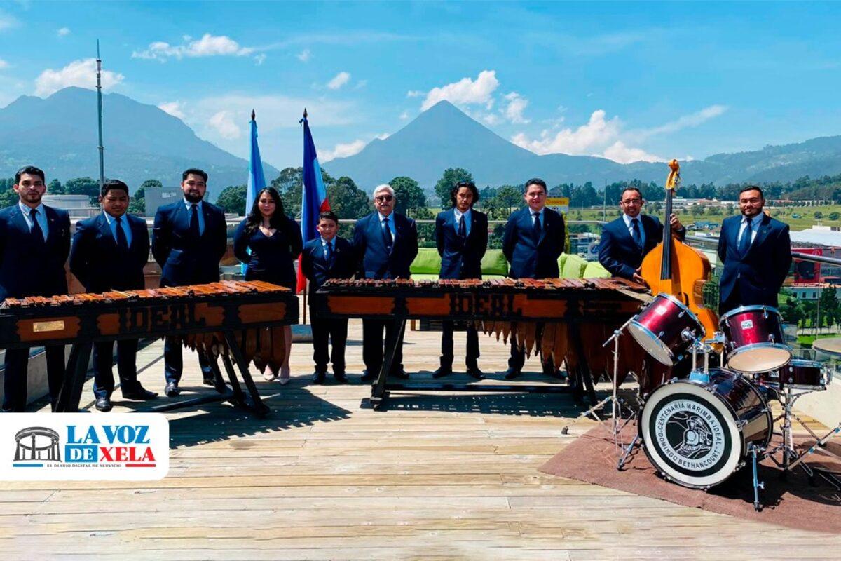 Mira acá el concierto con la Marimba Ideal por el Bicentenario de Independencia