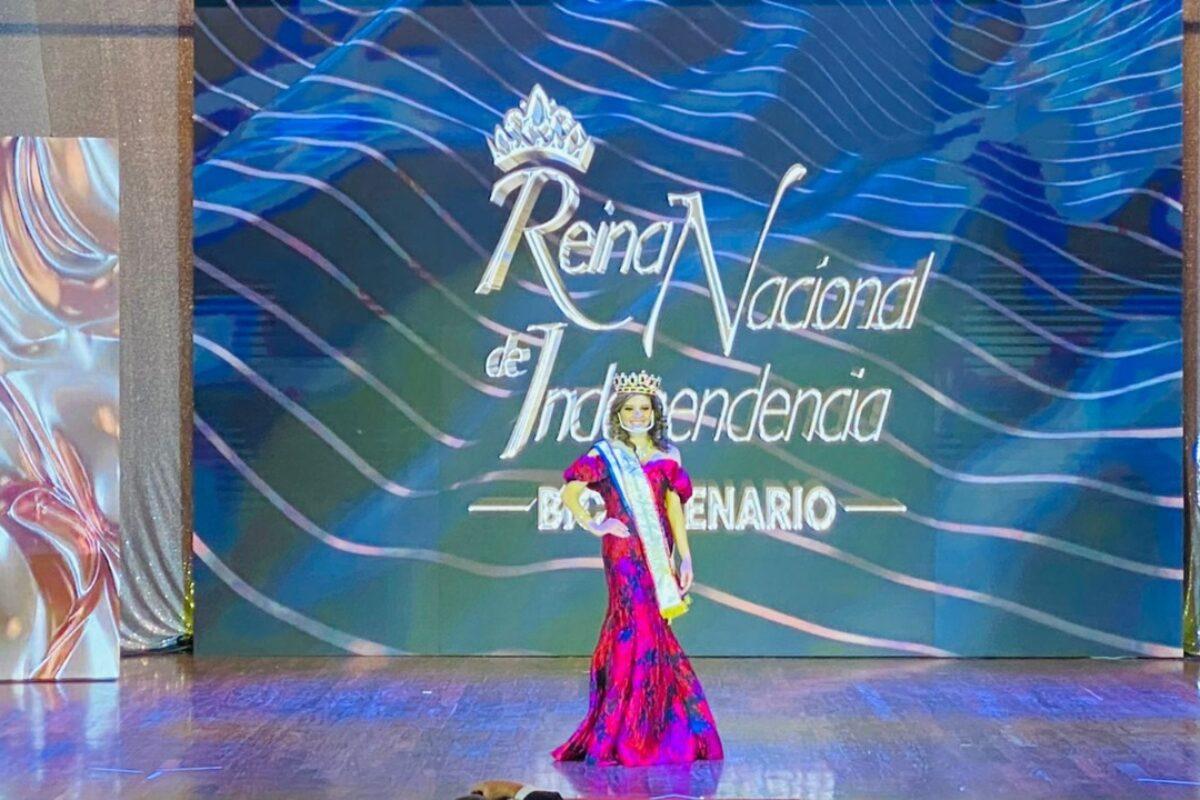 Nueva Reina Nacional de Independencia Bicentenario