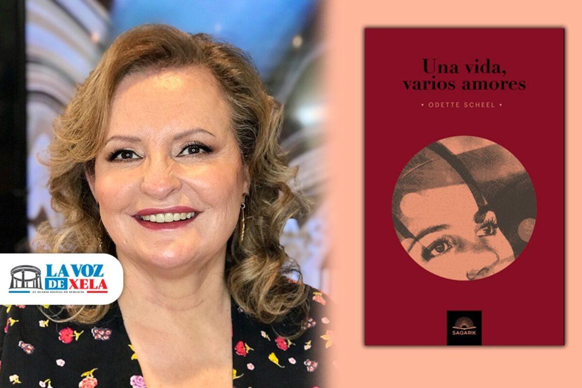 UNA VIDA, VARIOS AMORES | Una novela de Odette Scheel Aguilar