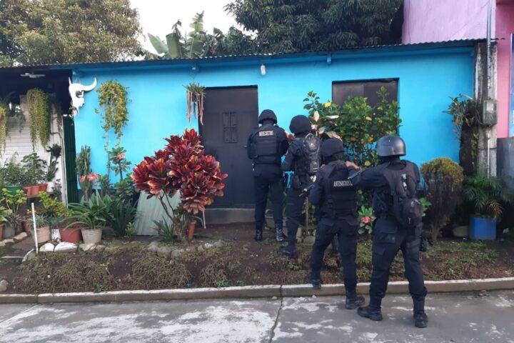 Capturan a presuntos involucrados en secuestro de una adolescente en Xela