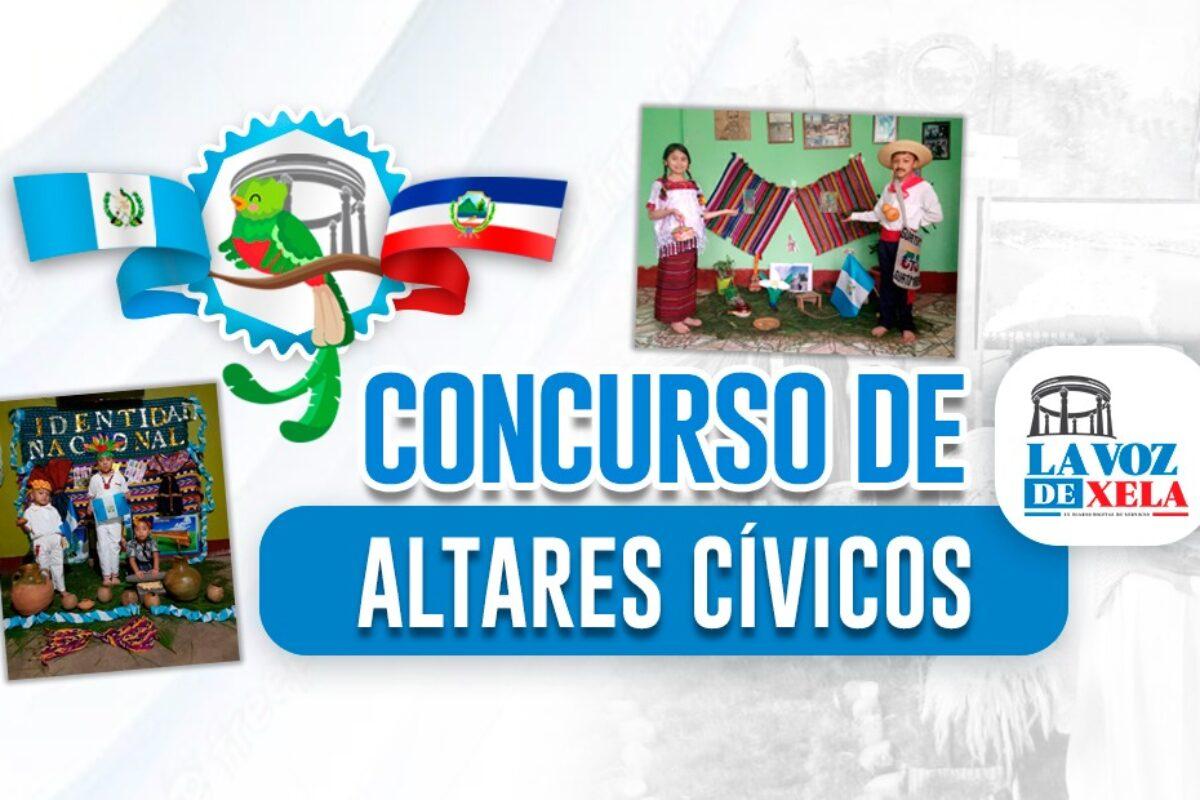 Estos premios podrás ganar en el Concurso de Altares Cívicos