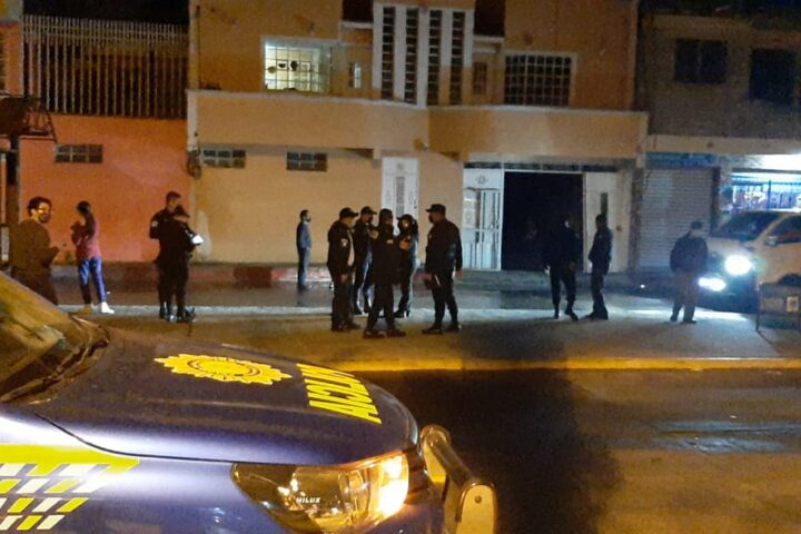 Capturan en la emergencia del HRO a presunto traficante vinculado con caso en Salcajá