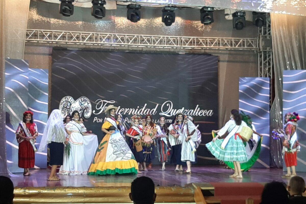 Una velada diferente, «Reina Nacional Independencia Bicentenario»