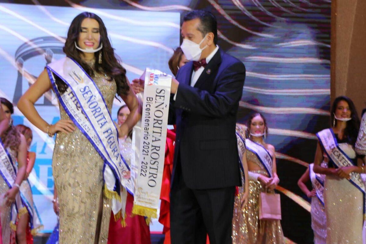 La Voz de Xela premia a Dayana Javier como la nueva Señorita Rostro 2021-2022