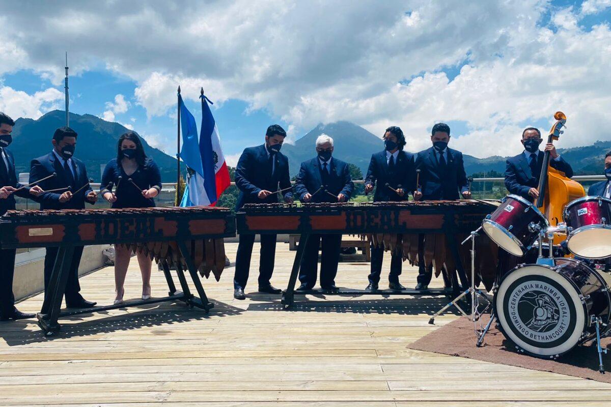 Así se vivió el concierto de Marimba del Bicentenario de Independencia de Guatemala