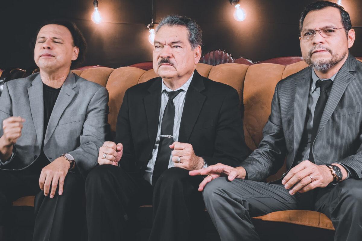 Disfruta acá el concierto de Los Hermanos Reyes