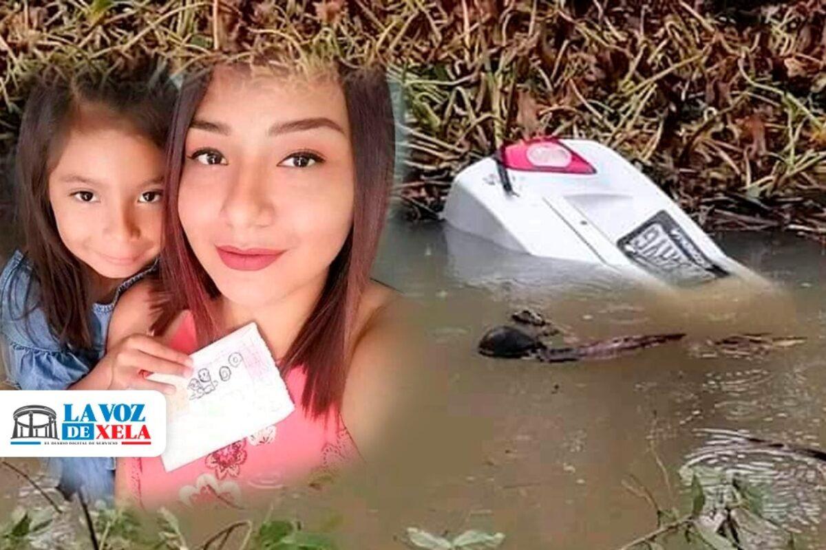 Madre e hija mueren al caer en una cuneta de dos metros de profundidad
