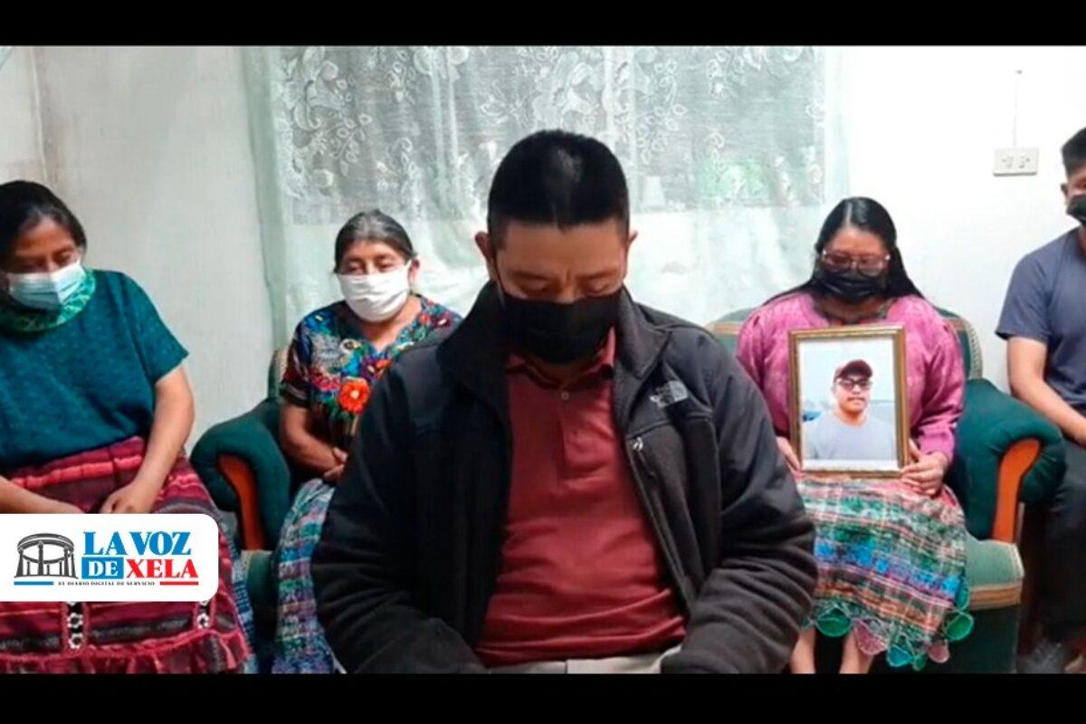 VIDEO   El relato de la familia en La Esperanza que busca la repatriación de Brayan