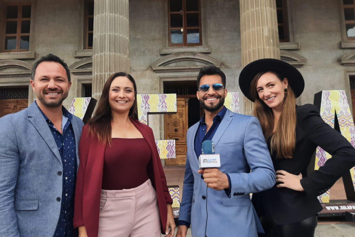 Quetzalteco estrena hoy en Xela película internacional