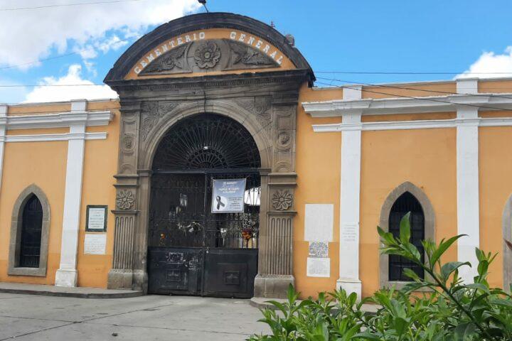 Cementerio General de Quetzaltenango  permanecerá cerrado el 1 y 2 de noviembre