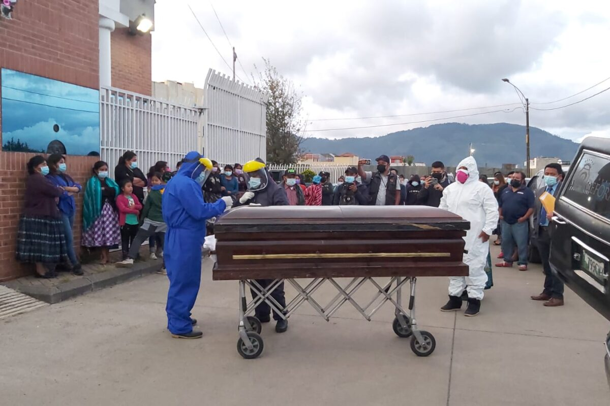 Darán cristiana sepultura a joven ocho días después de su muerte